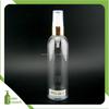 135ml plastic cosmetic bottle aluminium spray bottle