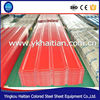 Roof Tile Color Steel Painted Corrugated Steel Roofing Sheet