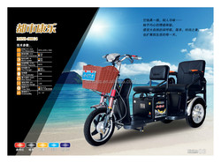 Popular Convenient Electric Three Wheel Luxry Tricycle/Mobility Scooter/Trike/Cargo Tricycle/Car/Dining Car/Rickshaw/Bicycle