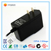 AC DC Adapter 12V 1A Power Supply Adapter connector 2.1*2.5mm