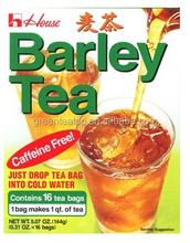 Pure wheat flavour buckwheat tea 250g bulk pack Green organic products tea manufacturer /