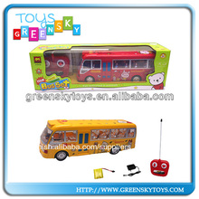 4ch mando a distancia <span class=keywords><strong>de</strong></span> autobús juguetes para la venta