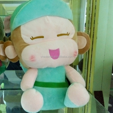Hot Sale Stuffed Plush Toy Care skins soft toys wholesale