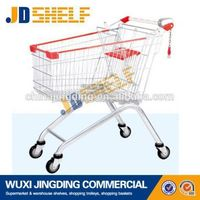 125L Best selling german products small shopping carts with wheels office stationery bag for shopping
