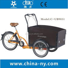 hot 24inch cargo trike tricycle for sale