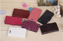 2014 High pu leather case cover for iphone animal grain leather protective case