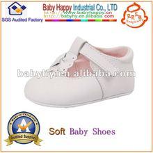 suela suave zapatos de bebé