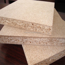 Wood grain Both Side Melamine faced Particle Boards in 17mm thk