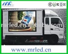 P14mm Mobile LED Ads