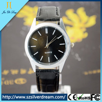 2014 Only 2USD Cheapest Leisure Business Luxury Quartz Wrist Watch
