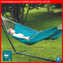 Ultra light attached pouch carry on Hammock nylon/polyester hammock