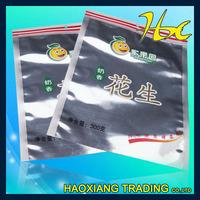 Food grade 3 Side Seal food grade Clear Plastic Heat Seal Packaging Bags