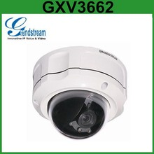CCTV Dome Camera with Audio Function Grandstream GXV3662_HD/FHD Made in China