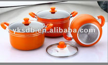 Chinese Style Cooking Pot With Bakelite Handle Eco Friendly Cookware Best Selling