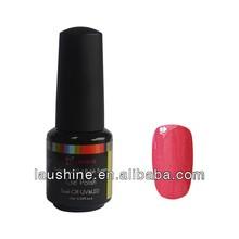 100% AUTHENTIC Laushine10ml soak off nail Gel Polish gel nail polish