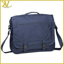 OEM design Vintage Messenger bag, 600D polyester shoulder bag