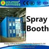 industrial economic bus spray booth