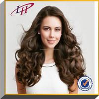 Aliexpress hair Top quality loose wave Human hair full lace wigs ,150% density Brazilian virgin human hair