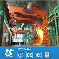 Cast overhead crane for Steel Plant