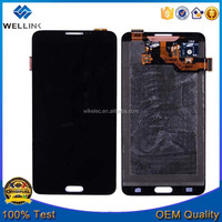 Wholesale price for samsung galaxy note 3 n9000 n9002 n9005 lcd