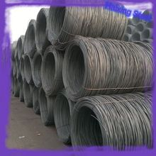 Low carbon steel wire rod dia 5.5mm, 6.5mm, to 14mm