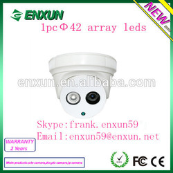 New Arrival Dome 1080P IP Vandalproof Cam CCTV Camera 2.0MP with P2P Function Support Onvif POE Optional