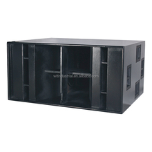 Outdoor 18 inch subwoofer pro bass speakers