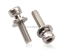Stainless Steel Socket Head Cap Screws with Washer