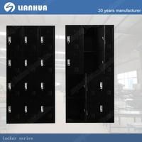 black steel cabinet/hair color cabinet