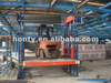 2015 hot sale China warehouse cargo scissor lift for sales