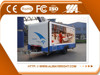truck mobile led display China SUNRISE P10 mobile led screen truck for sales