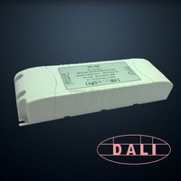 constant current or constant voltage led dali driver EMC passed