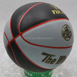 High quality sports ball PU leather women/men basketball size 6/7