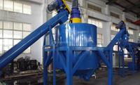Waste plastic film recycling/washing line