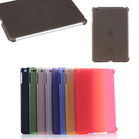 for ipad mini 1 2 3 smart cover, high quality pc matte smart cover for iPad mini 1 2 3