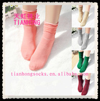 China Made New Arrival Hot Sale Wholesale Fashion Long Women Original Slouch Socks