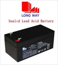 12V UPS Solar Powered Systems sealed lead acid battery