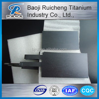 Mixed Ru-Ir Oxide Titanium Anode for Wastewater Treatment