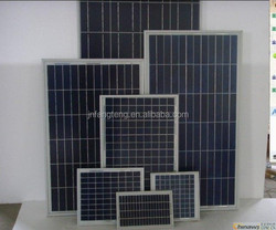 High Quality and Best Price Per Watt Polycrystal 50W Solar PV Panel