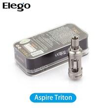 Original Aspire Triton Atomizer Aspire Triton Tank Fit For Joyetech eVic VT Battery