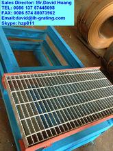galvanized heavy duty drain grating, galvanized heavy duty trench grating, galvanized heavy trench cover
