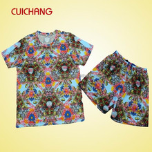 polyester sublimation t-shirt & custom t-shirt