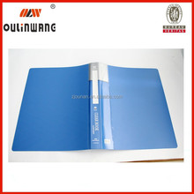 A5 information pamphlet a4 clear book display book