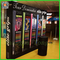 light and easy to assemble Printed Fabric Skin 3*4 Ready Pop Lite