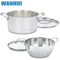 Induction Ready Stainless steel japanese cookware