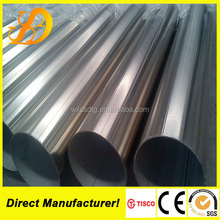 304 decorative stainless steel pipe tube suppliers