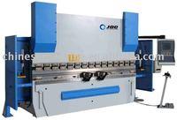 Hydraulic NC control press brake for sale