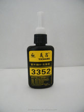 3352 high strength UV glue for jewelry bonding