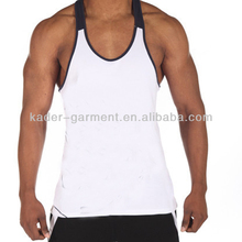cheapest stringer gym vest from guangzhou manufacturer