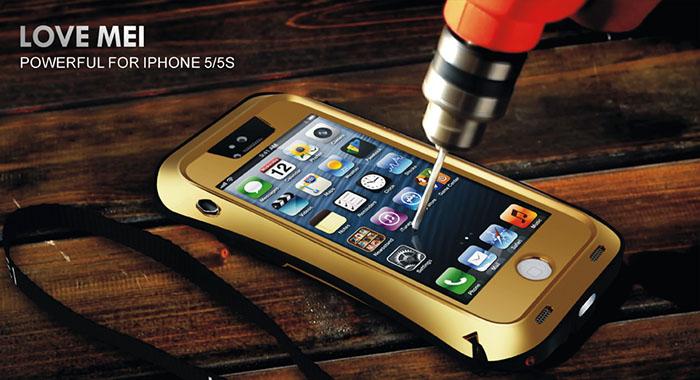 Original Small Waist Powerful Waterproof Dropproof Case, For iPhone 5 Case,For iPhone Case